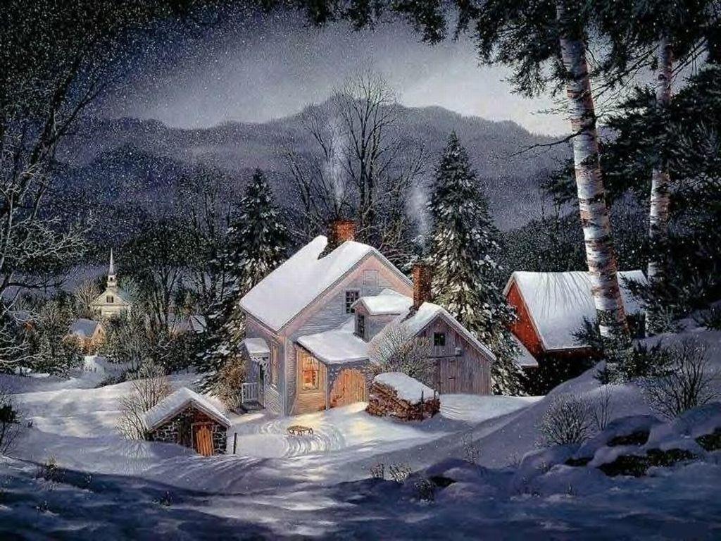 обои inverno art